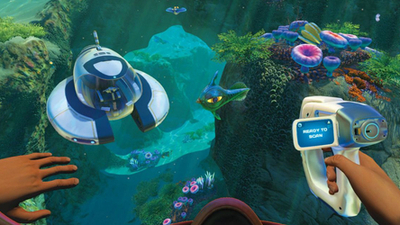 Subnautica celebrates World Oceans Day with a weekend sale | PC Gamer