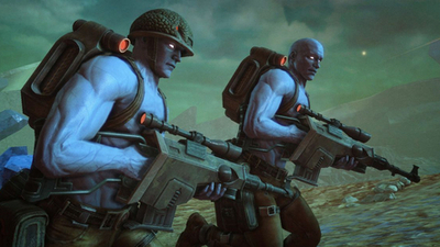 Rogue Trooper movie in the works, with Duncan Jones aboard
