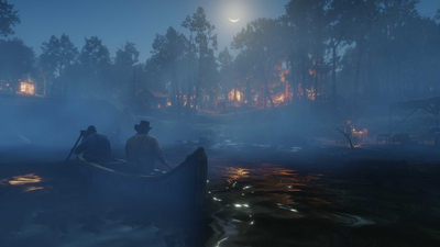 Red Dead Redemption 2 on PC review: The game now works and it's beautiful