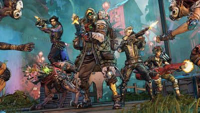 Borderlands 3 launches on Xbox One and PC