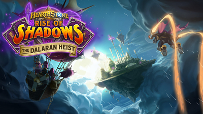 Hearthstone's Dalaran Heist gives the game's solo campaign a big boost
