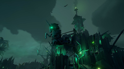 Sea of Thieves Fort of the Damned event brings new spooky new challenges and cosmetics