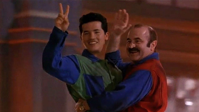 New deleted scene from Super Mario Bros. movie unearthed