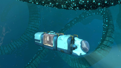 Subnautica: Below Zero update adds seatruck and cheeky monkeys