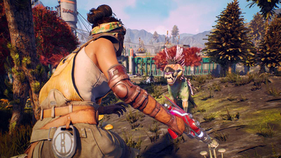 Twitch Plays The Outer Worlds Before Release