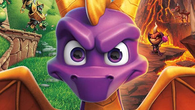Spyro Reignited Trilogy Merchandise Revealed