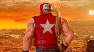 Fatal Fury's Terry Bogard coming to Fighting EX Layer