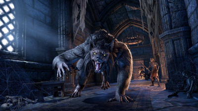 The Elder Scrolls Online: Wolfhunter DLC out on Monday, Black Marsh expansion due later this year | PC Gamer