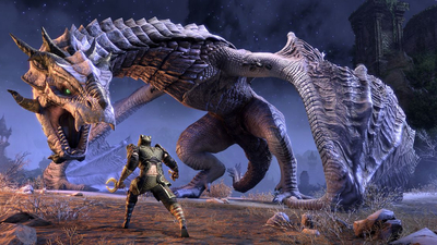 Dragons take flight in The Elder Scrolls Online's next chapter, Elsweyr