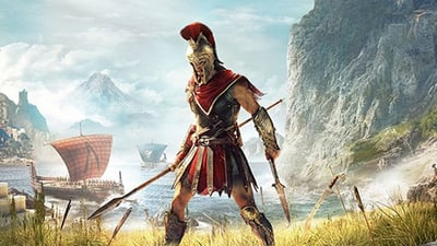 Assassin's Creed Odyssey Is Bigger Than Origins